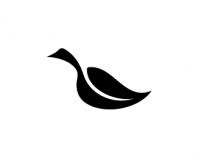 Goose/Leaf