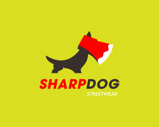 Sharp Dog