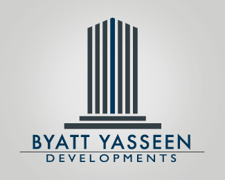 Byatt Yasseen Developments Logo Design