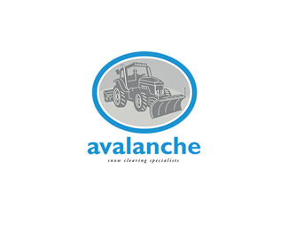 Avalanche Snow Clearing Specialists Logo