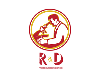 R&D Medical Laboratories Logo