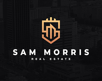 Sam Morris real estate - logo for sale