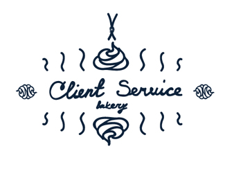 Client Service bakery