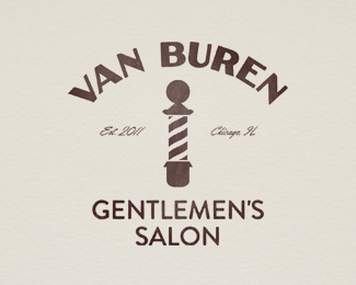 Unused Concept for a Gentlemen's Salon