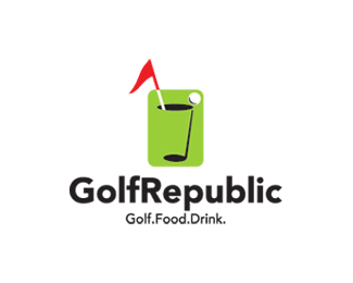 Golf Republic - glass