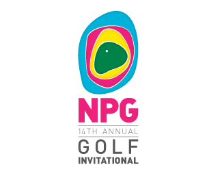 National Print Group Golf Logo