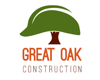 Great Oak Construction Hat