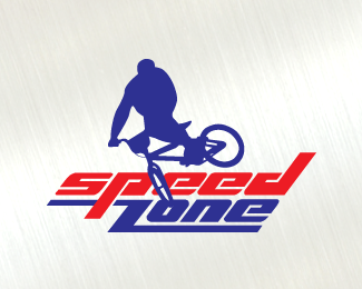 Speed Zone Logo w/Background