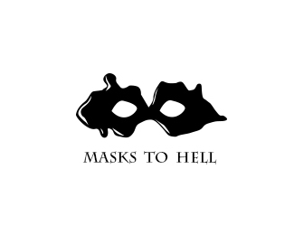 mask,masks,to,hell