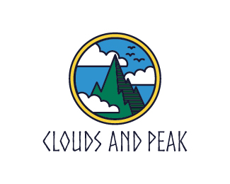 Clouds and Peak