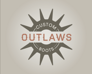 Outlaws Custom Boots