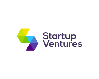 Startup Ventures, logo & stationery design