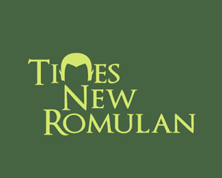Times New Romulan