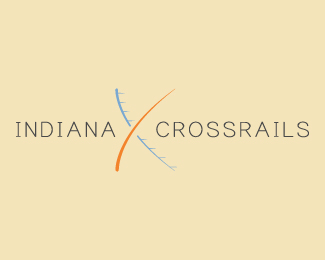 Indiana Crossrails Logo Version 2