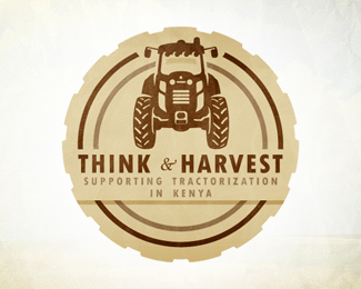 Think and Harvest logo