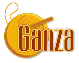 New Ganza Restaurant Logo
