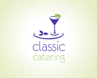 0cf1084abbe9850f25dda1fa653f9106 76 Amazing Food and Wine Related Logo Designs