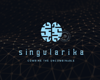 SINGULARIKA by ©Edoudesign