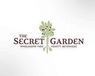 Logopond Logo Brand Identity Inspiration The Secret Garden 2