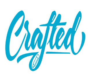Crafted Logo Official Logo