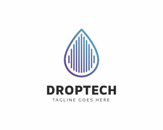 Drop Technology Logo
