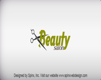 Free unique logo for your Beauty Salon