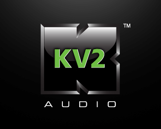 KV2 Audio - badge rev