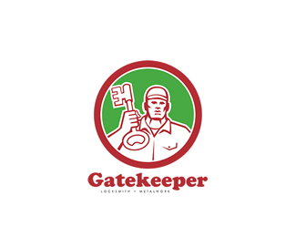Gatekeeper Locksmiths Logo