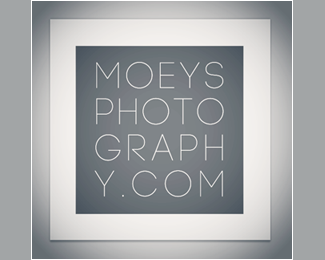 Moeys Photography Logo Redesign V.2