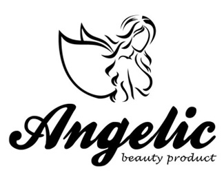 Angelic Beauty Products Logo 2