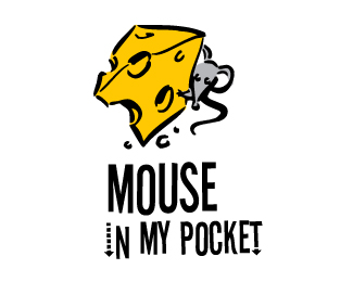 Mouse in My Pocket Logo