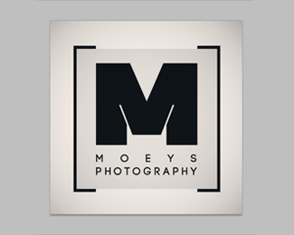 Moeys Photography Logo Redesign V.1