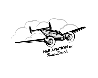Logo design for Har Aviation