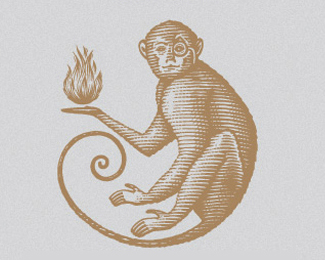 The Monkey Inferno Logo