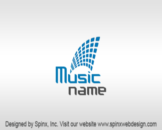 Free High Quality Music logo