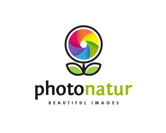 Photo Natur Logo II