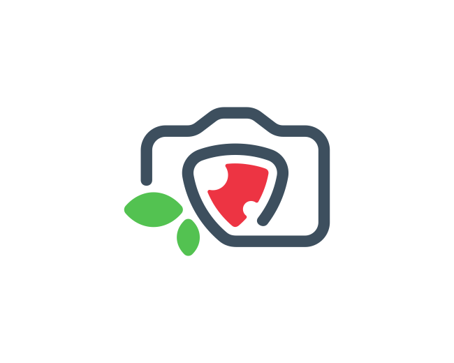 Strawberry Camera Logo