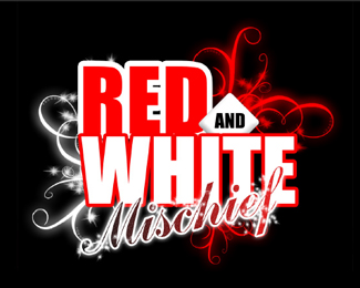 Red and White Mischief