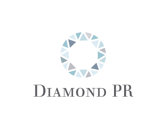 Logopond - Logo, Brand & Identity Inspiration (Diamond PR)