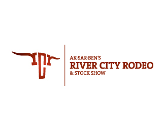 River City Rodeo logotype