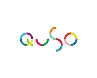 Quso pet shop logo design