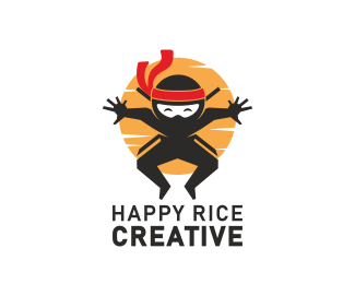 happy rice creative