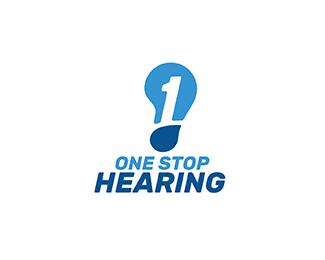 One Stop Hearing Logo