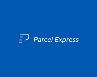 Logo design inspiration #24 - Ameen Al Saqqaf - Parcel Express