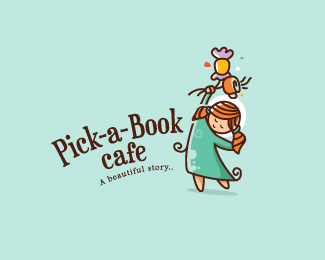 Pick-a-book Cafe