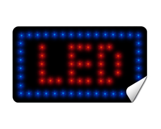 LED STICKERS