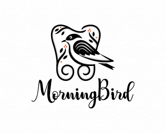 Morning Bird Logo
