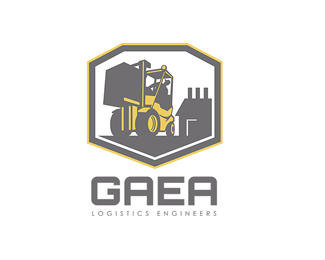 Gaea Logistics Engineers Logo