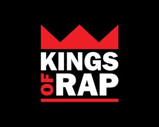 logopond logo brand identity inspiration kings of rap clothing