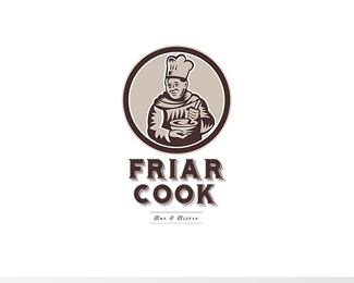 Friar Cook Bar and Bistro Logo